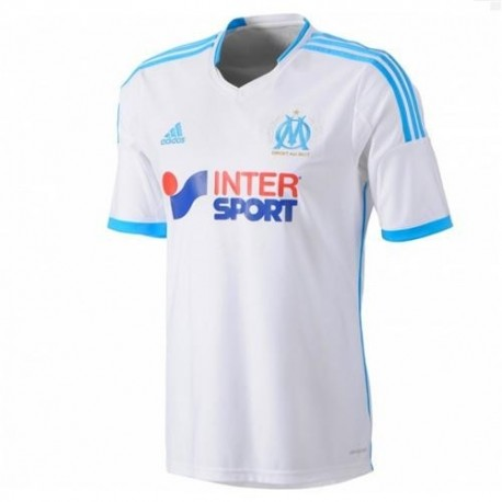 Olympique Marseille Home Jersey 2013/14-Adidas