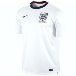 National Jersey England Home 2013/14-Nike