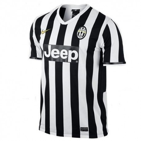 Juventus FC Home football shirt 2013/14-Nike