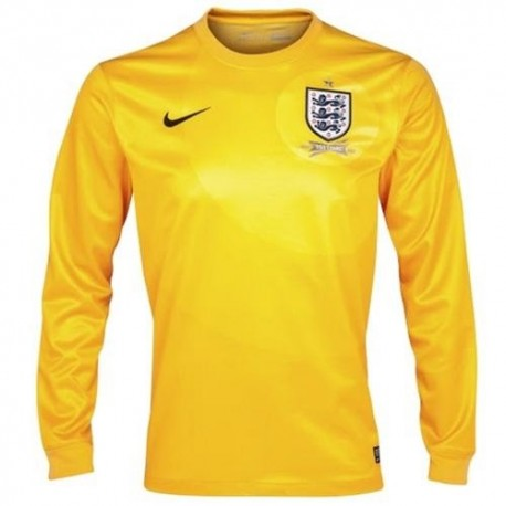 National goalkeeper England Away Jersey 2013/14-Nike