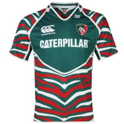 Maglia Rugby Leicester Tigers 2012/13 Home