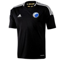 Football Soccer Jersey FC Copenhagen Away 2012/13 Player Issue for race-Adidas