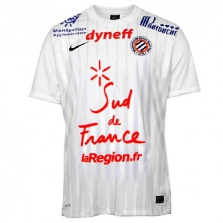 Montpellier Away Soccer Jersey by 2012/13-Nike