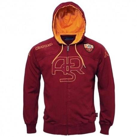Red AS Roma presentation jacket 2012/13 - Kappa