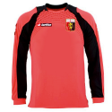 Genoa CFC Away Goalkeeper jersey 2012/13 Player Issue - Lotto