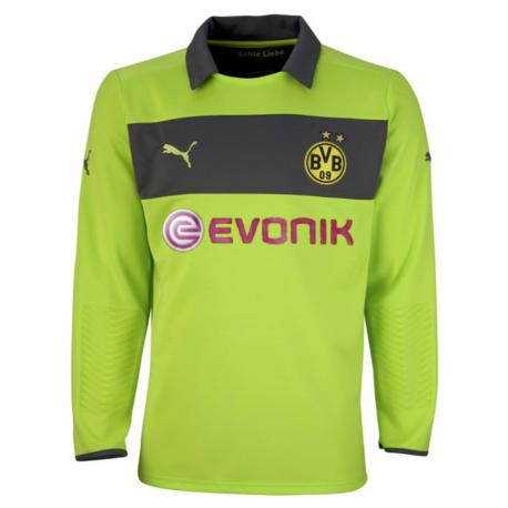 BVB Borussia Dortmund Away Goalkeeper jersey 2012/13 - Puma