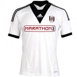 Fulham FC Home football shirt 2013/14 - Adidas