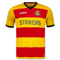 Fort Lauderdale Strikers Home shirt 2012/13 - Joma