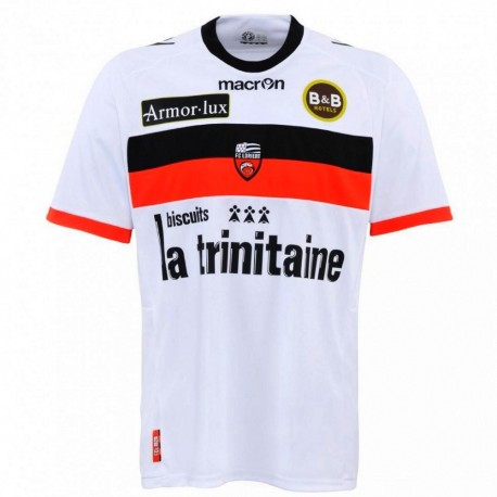 FC Lorient Away football shirt 2012/13 - Macron