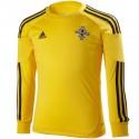 Northern Ireland Home goalkeeper jersey 2012/14 - Adidas