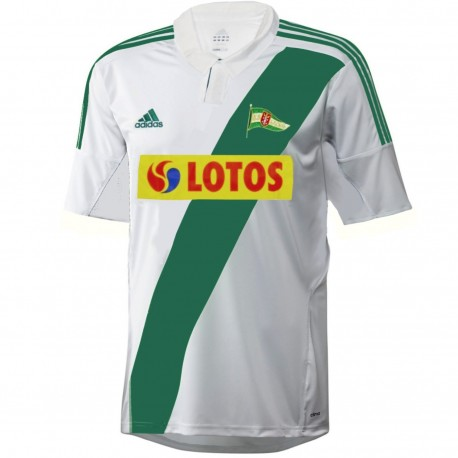 Lechia Gdansk Home football shirt 2012/13 - Adidas