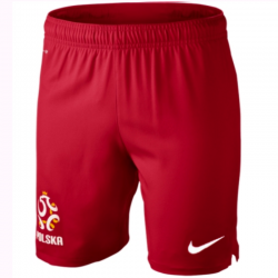 Poland national football team Home shorts 2012/13 - Nike