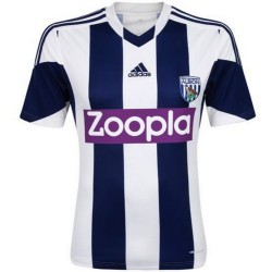 WBA West Bromwich Albion Home shirt 2013/14 Adidas