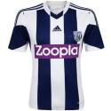 Maglia WBA West Bromwich Albion Home 2013/14 Adidas