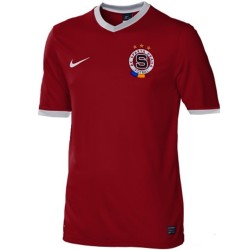 Sparta Prague football shirt Home 2014/15 Nike