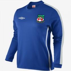Wrexham FC Away football shirt 2010/11 longsleeve - Umbro