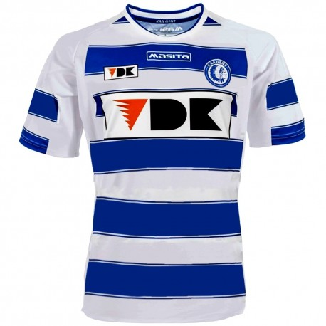 KAA Gent Home football shirt 2013/14 - Masita