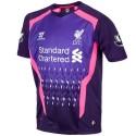 Liverpool Fc goalkeeper Jersey Away 2013/14 short sleeve PL - Warrior