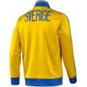 Sweden National team presentation jacket 2014 - Adidas