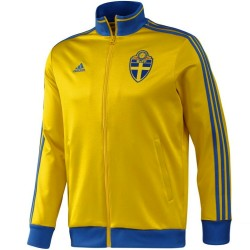 Sweden National team presentation jacket 2014 - Adidas