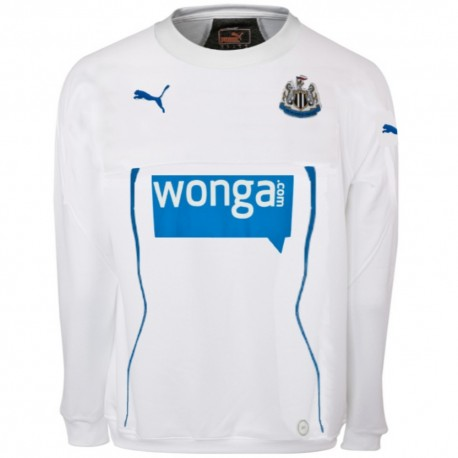 Newcastle United training sweat top sweater 2013/14 - Puma
