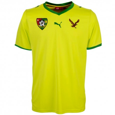 Togo National team Soccer Jersey 2009 Home - Puma