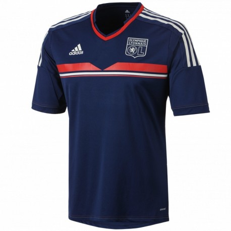 OL Olympique Lyon 2013/14 Third shirt - Adidas