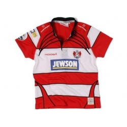 Gloucester Rugby jersey 2011/12 Home by manufacturer KooGa
