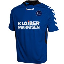 Karlsruher SC Home football shirt 2013/14 - Hummel