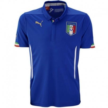 Italy national team Home football shirt 2014/15 - Puma