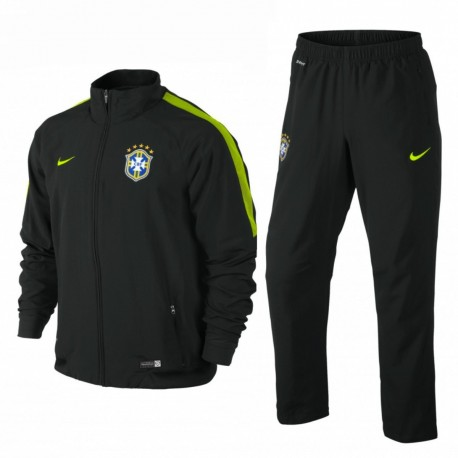 Brazil national soccer team Presentation tracksuit 2014/15 - Nike