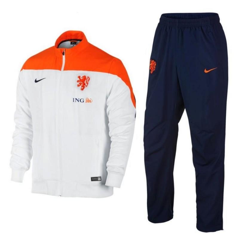 Netherlands National Soccer Team Presentation Tracksuit