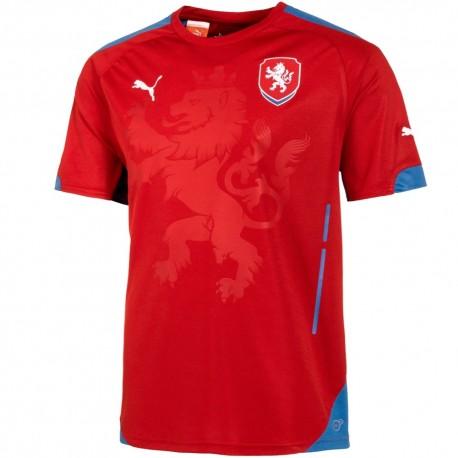 Czech Republic Home football shirt 2014/15 - Puma