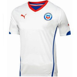 Chile national team Away football shirt 2014/15 - Puma