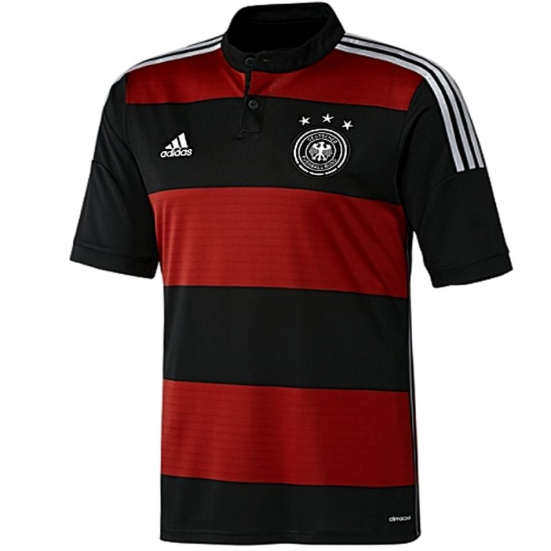 deutschland away fu ball trikot 2014 15 adidas sportingplus passion for sport. Black Bedroom Furniture Sets. Home Design Ideas