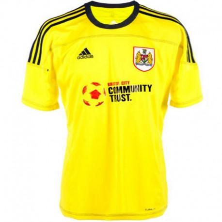 Bristol City FC Third soccer jersey 2012/13 - Adidas