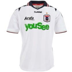 Aarhus Home Football shirt 2013/14 - Hummel
