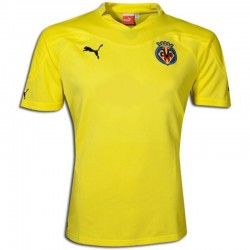 Villareal Home football shirt 2010/11 - Puma