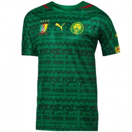 7353d85c059 Cameroon Home football shirt 2014 15 - Puma - SportingPlus ...