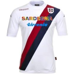 Cagliari Calcio away soccer jersey 2013/14 - Kappa