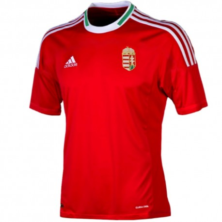 Hungary National team home football shirt 2012/14 - Adidas