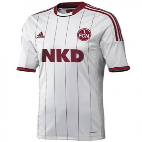 FC Nuremberg Away football shirt 2013/14 - Adidas