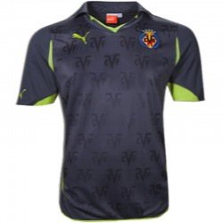 Villareal Away football shirt 2010/11 - Puma