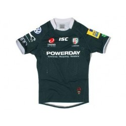 London Irish Rugby jersey 2011/13 Home by ISC Tests