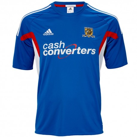 Hull City AFC Away soccer jersey 2013/14 - Adidas