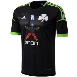 Panathinaikos away soccer jersey 2012/13 - Adidas