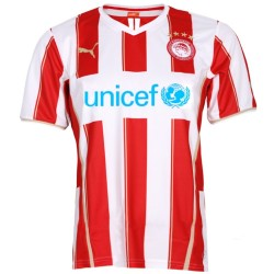 Olympiacos Piraeus FC Home football shirt 2013/14 - Puma