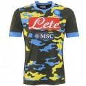 SSC Napoli Fourth Soccer Jersey 2013/14 - Macron