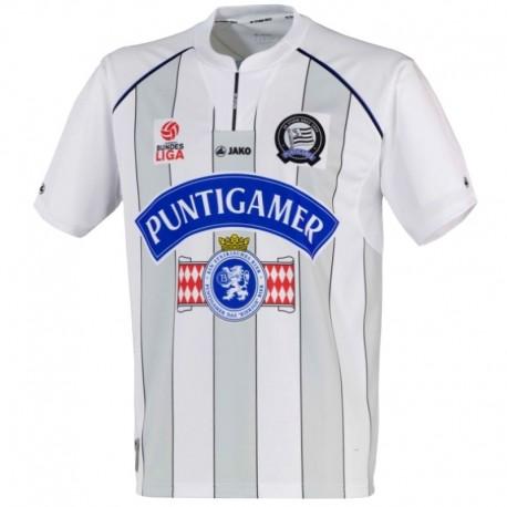 Sturm Graz Away football shirt 2011/13 - Jako