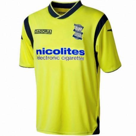 Birmingham City FC Away soccer jersey 2013/14 - Diadora